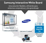 Samsung interactive White Board de 65""