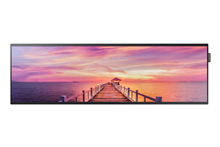 "Monitor Samsung led 37"" Stretch (Ultrapanorámico)"