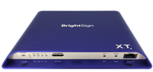 Reproductor Media Player BrightSign XT244
